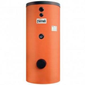 Boiler cu 2 serpentine Ferroli Ecounit 500-2 WB 500 litri de la Axa Industries Srl
