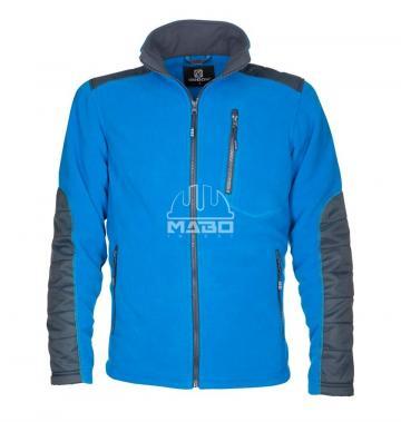 Bluza fleece albastra 4Tech