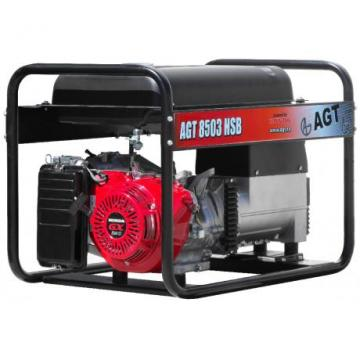 Generator trifazat AGT 8503 HSB R 26 de la Tehno Center Int Srl