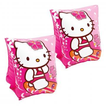 Aripioare pentru inot Intex Hello Kitty de la Preturi Rezonabile