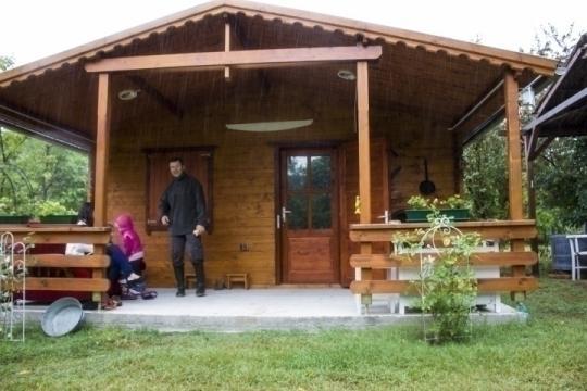 Casa din lemn Balaton 3/c de la Korondi Arcso Srl