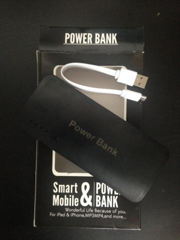 Baterie Power Bank de 20000 mah