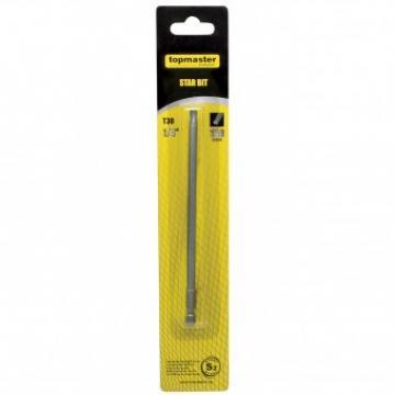 Bit torx T20, Topmaster 330459, lungime 150mm, magnetic