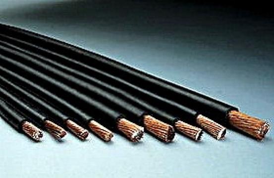 Cablu pentru sudura sectiune 25mm de la It Republic Srl