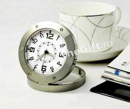 Camera audio vidoe spion, in forma de ceas de la Thegift.ro - Cadouri Online