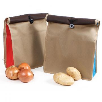 Saci depozitare cartofi si ceapa, 2 buc de la Plasma Trade Srl (happymax.ro)