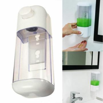 Dozator manual de perete pentru sapun lichid dezinfectant de la Www.oferteshop.ro - Cadouri Online