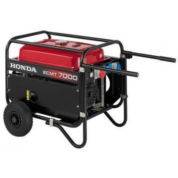 Generator de curent electric trifazat Honda 7 ECMT 7000 GV de la Tehno Center Int Srl