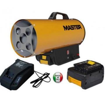Generator caldura pe GPL/ butan-propan BLP 17 M DC Master de la Tehno Center Int Srl
