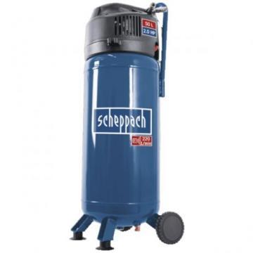 Compresor cu piston, putere 1.5 kW, HC 51V Scheppach
