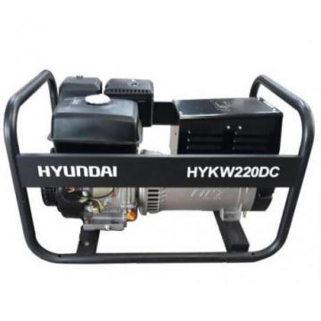 Generator sudura 200 A cu motor Honda WAGT 220 DC HSB