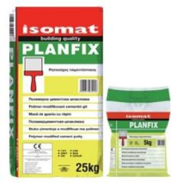 Masa de spaclu Isomat Planfix Grey 5 kg de la Izotech Services