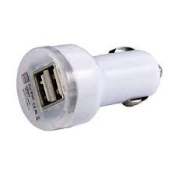 Incarcator auto USB cu 2 iesiri de la Preturi Rezonabile