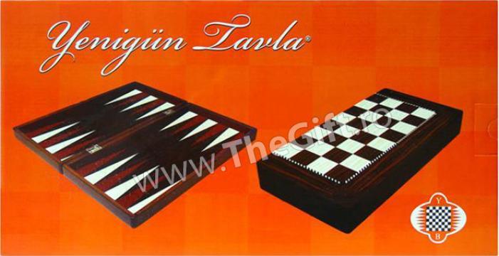 Joc de table Yenigun Tavla