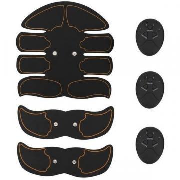 Kit Smart Fitness EMS electrostimulare corporala cu 8 paduri de la Www.oferteshop.ro - Cadouri Online