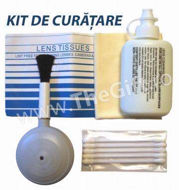 Kit de curatare pentru lentile