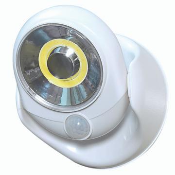 Lampa leduri COB cu senzor de miscare alb de la Plasma Trade Srl (happymax.ro)