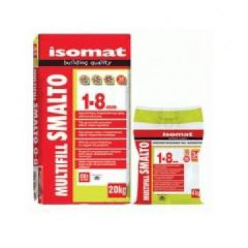 Chit pentru rosturi Multifill Smalto 1-8 mm Isomat (13) red de la Izotech Services