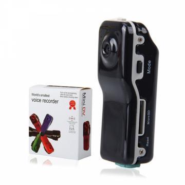 Mini camera video spion portabila Mini DV Voice Recorder