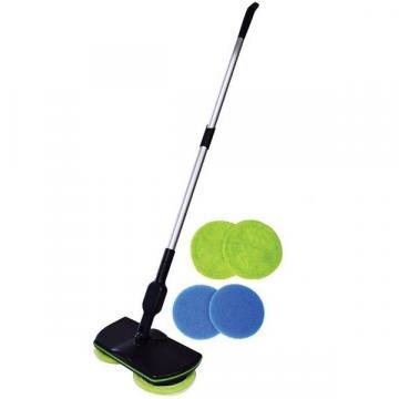 Mop electric rotativ de curatat si lustruit podele