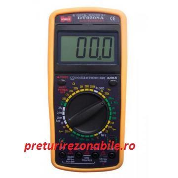 Multimetru digital DT 9208A de la Preturi Rezonabile