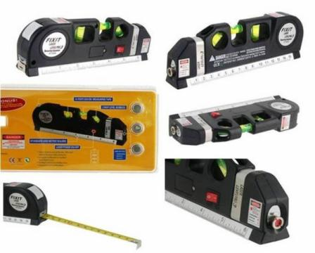 Nivela cu laser si ruleta Pro3 de la Www.oferteshop.ro - Cadouri Online