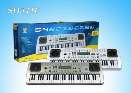 Orga profesionala cu microfon si USB inclus SD5410 de la Www.oferteshop.ro - Cadouri Online