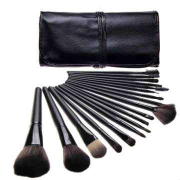 Pensule Make up set 18 buc de la Preturi Rezonabile