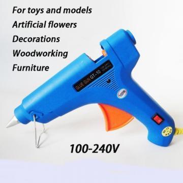 Pistol lipit cu baghete silicon GT-10 de la Www.oferteshop.ro - Cadouri Online