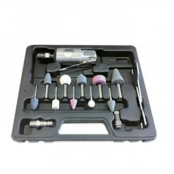 Polizor pneumatic, drept, JBM JB-52157, 16 accesorii, cutie de la Viva Metal Decor Srl