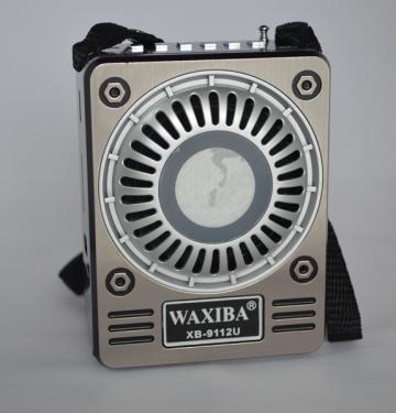 Radio MP3 portabil Waxiba XB-9112U