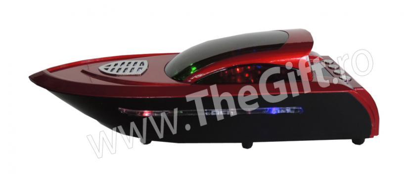 Radio si Mp3 Player in forma de yacht de lux de la Thegift.ro - Cadouri Online