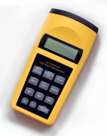 Ruleta cu ultrasunete si laser TT-1005