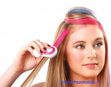 Set pentru suvite colorate Hot Hair