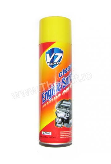 Spray pentru curatat motoare de la Thegift.ro - Cadouri Online