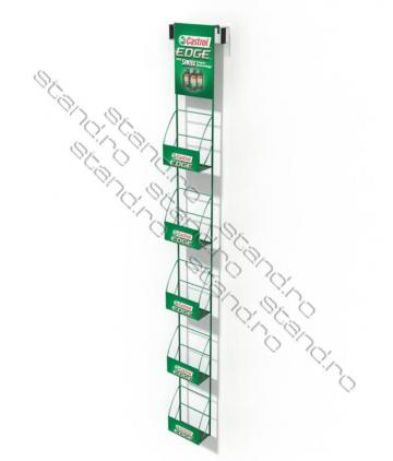 Stand display buzunare pliculete 0340 de la Rolix Impex Series Srl