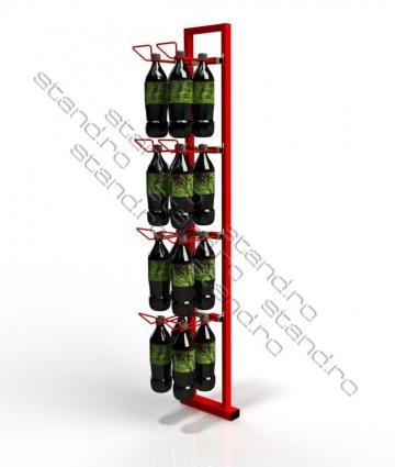 Stand / display sticle suc 0677