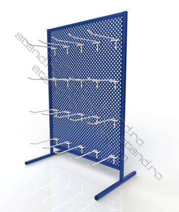 Stand tabla perforata blistere - 0858 de la Rolix Impex Series Srl