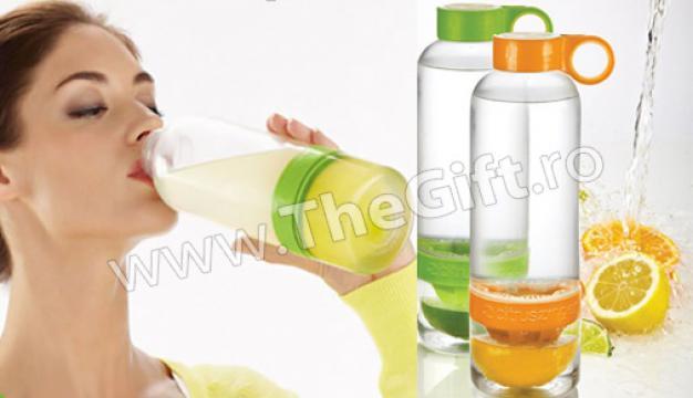 Sticla storcator de citrice Citrus Zinger