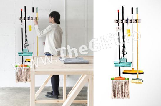 Suport pentru unelte, maturi, mopuri, Ez Holders de la Thegift.ro - Cadouri Online