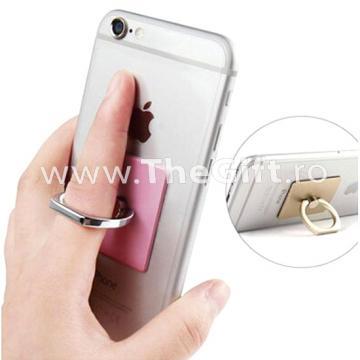 Suport telefon, smartphone, tableta, inel Ring Stend