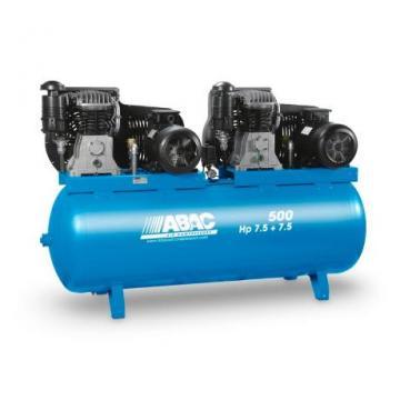 Compresor aer industrial Abac Tandem Pro B7000/900 T10 de la Tehno Center Int Srl