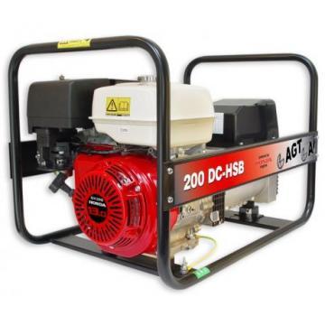Generator sudura industrial 200 A DC WAGT 220 DC HSB SE de la Tehno Center Int Srl