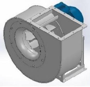 Ventilator centrifugal BPR 352A T2 2.2kW