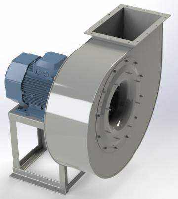 Ventilator centrifugal EU402 T2 3.0kW 3000rpm