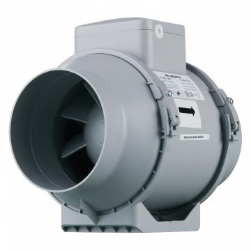 Ventilator de canal rotund TT 100 Pro de la Ventdepot Srl