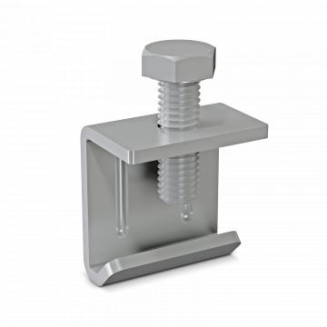 Clema pentru marginea canalelor de ventilatie P3 de la Util Instal Construct Srl