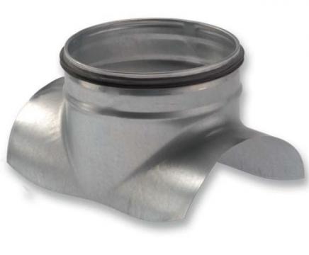 Tubulatura spiro Collar saddle ARG 90 400/355