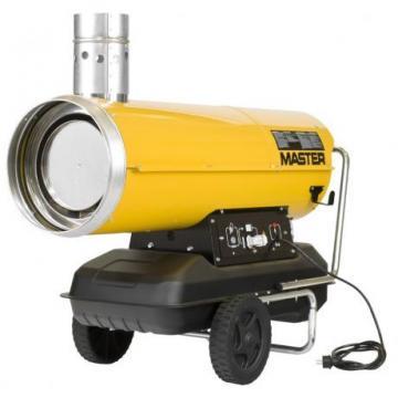 Generator de aer cald cu ardere indirecta 46 kW Master BV 1 de la Tehno Center Int Srl