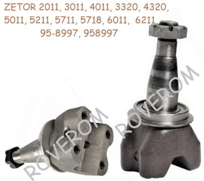 Fuzeta roata fata Zetor 2011-6211 de la Roverom Srl